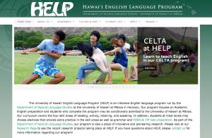 HELP Webstie Image