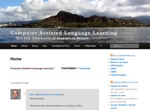 SLS CALL Website image